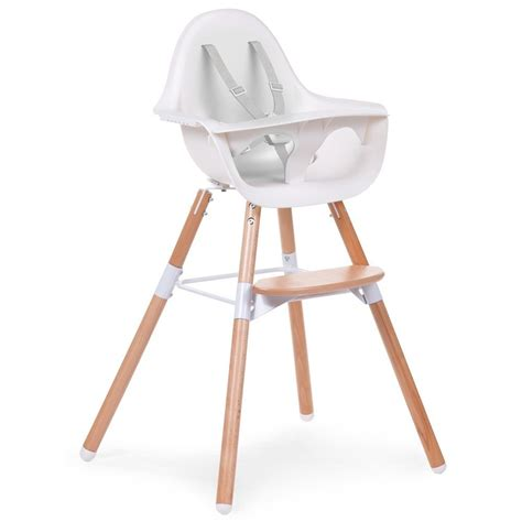 attache chaise haute chaise haute evolu 2 de childwood