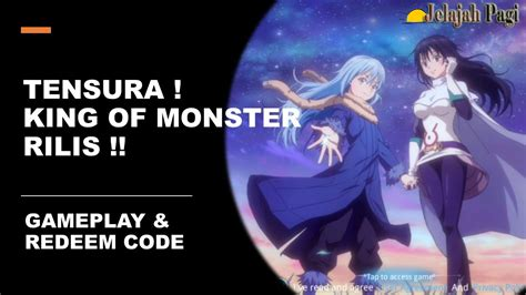 Get as far as you can in every content to obtain special rewards such as story, elite stages, challenges, etc. Redeem Code Tensura Terbaru - 7c3qftagssm42m - Using these ...