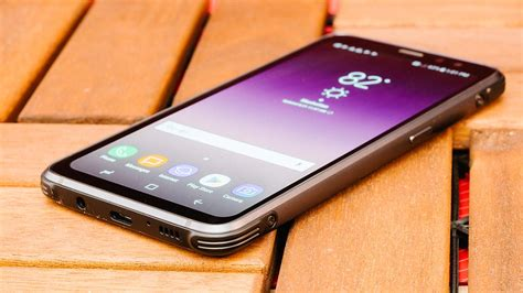 samsung galaxy s8 active review rating pcmag