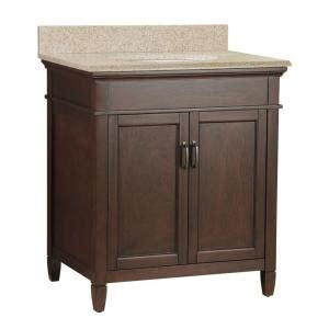 Does Walmart Sell Bathroom Vanities by Deals Foremost Ashburn 31 In X 22 In Vanity In