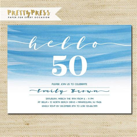 50 geburtstag draußen schmücken einladung 50 geburtstag einladungskarten zum 50