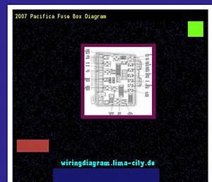 2007 Pacifica Fuse Box Diagram  Wiring Diagram 174828