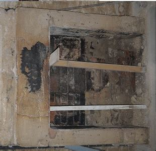 Cracked Lintel  Fireplace  Off Topic  Pigeon Watch Forums