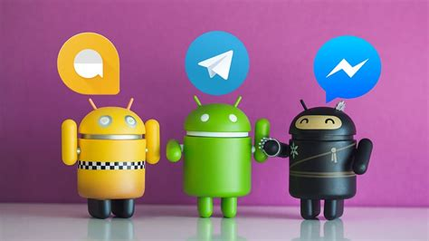 poll which popular messenger is best androidpit