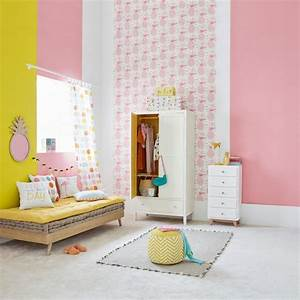 idee deco chambre fille blog deco clem around the corner With idee couleur chambre fille