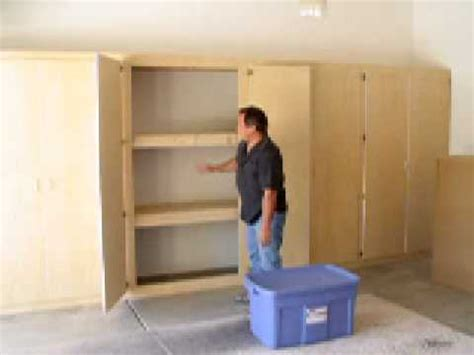 how to make garage cabinets our ultimate unique garage storage system created and