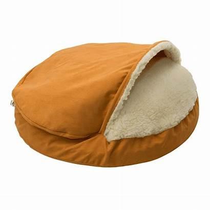 Bed Cave Cozy Luxury Dog Orthopedic Microsuede
