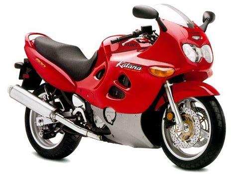 1999 Suzuki Katana 600 by Suzuki Gsx600f Model History