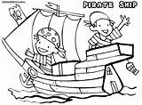 Pirate Ship Coloring Pages Boat Drawing Printable Childrens Colorings Pirateship Evening Library Welcome Site Getdrawings Getcolorings Westgatebarandgrill sketch template