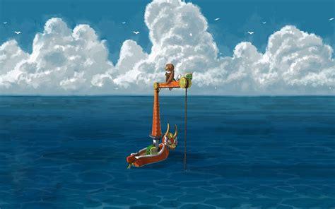 The Legend Of Zelda Wind Waker 889001 Walldevil