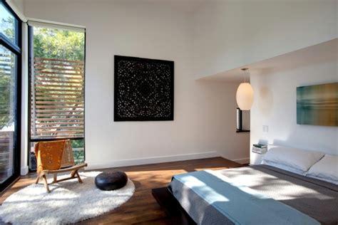 asian  zen bedroom   relaxed atmosphere