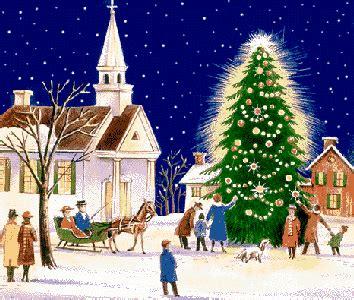 pasar natal gif gambar animasi animasi bergerak