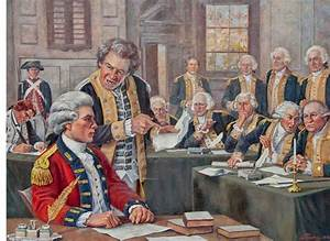 File:The trial of Major Andre, by 'Military Commission ...