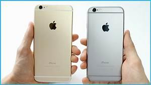 Iphone 7 Comparatif : comparatif iphone 6 vs iphone 6 plus lequel choisir youtube ~ Medecine-chirurgie-esthetiques.com Avis de Voitures