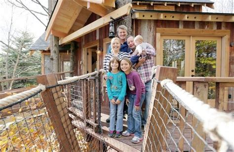amazing treehouses  pennsylvania