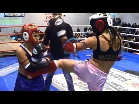 MTE 15 Erika Andreuccetti vs Marta Ruzzu - YouTube
