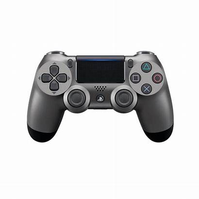 Wireless Dualshock Controllers Playstation4 Limited Steel Edition
