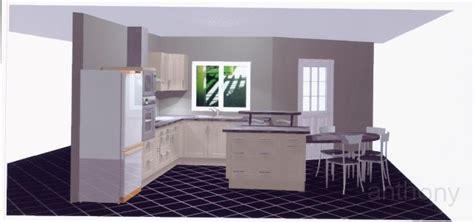 construire ilot cuisine construire ilot cuisine photos de conception de maison
