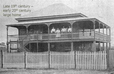 large cairns house   late thearly  centurya