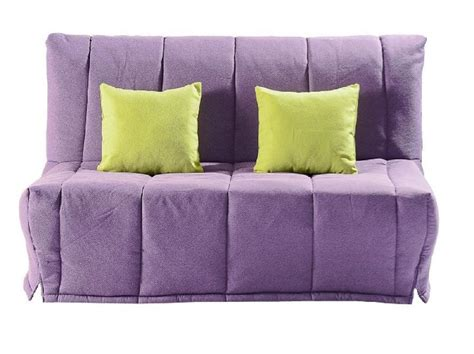 canapé bz bultex canapé bz convertible lou violet 40 200cm matelas confort