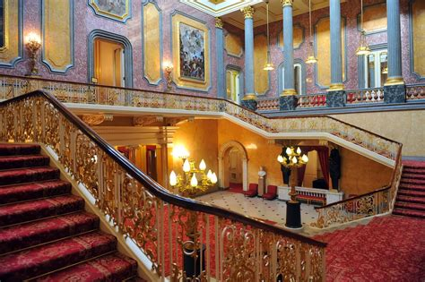 It is one of four primary residences the queen maintains, along with windsor castle in windsor, sandringham house in norfolk and balmoral castle, in scotland. Buckingham Palace, City of Westminster, London - Tourist Destinations