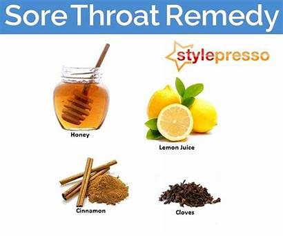 Remedies Throat Herbal Sore