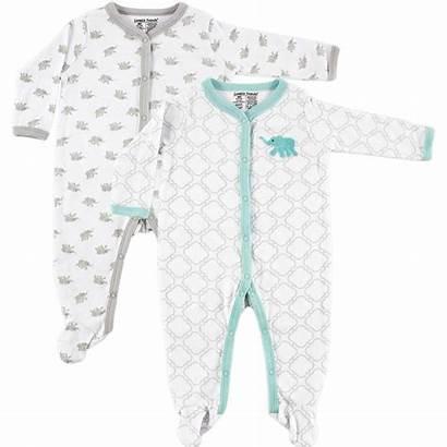 Walmart Boy Play Sleep Clothes Newborn Elephant