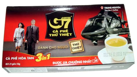 G7- 3-in-1 Instant Coffee