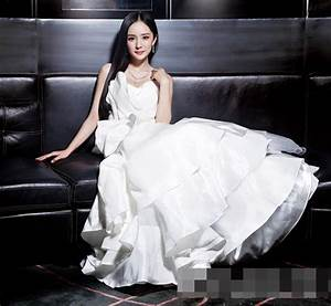 Wedding photos of actress Yang Mi- China.org.cn