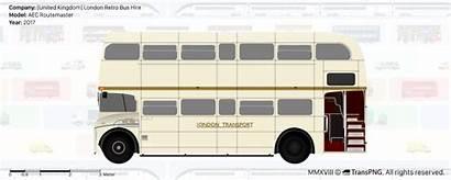 Bus Transpng Hire Retro London Views