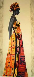 Pinturas De Africanas Cuadros Figurativos Africanas Cuadros Modernos Car Interior Design