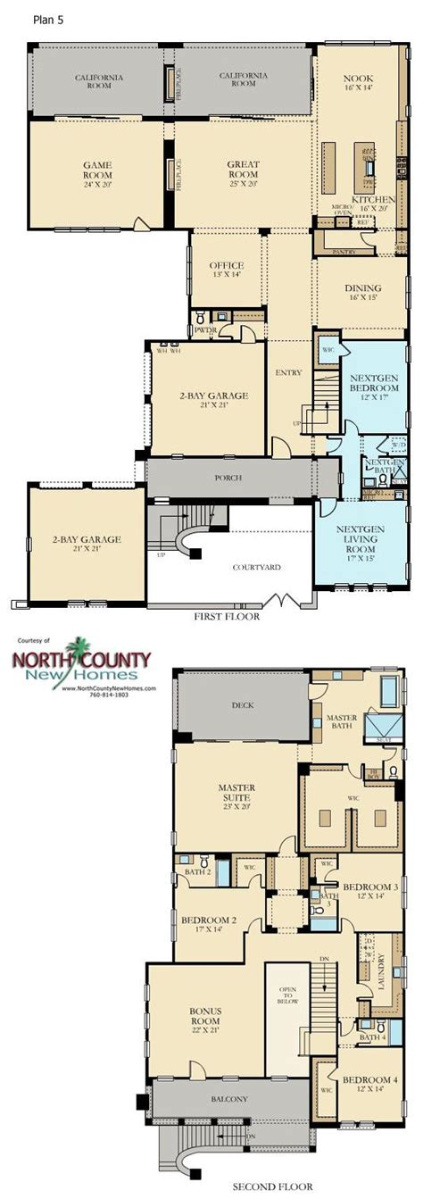 Sterling Heights at The Lakes North County New Homes