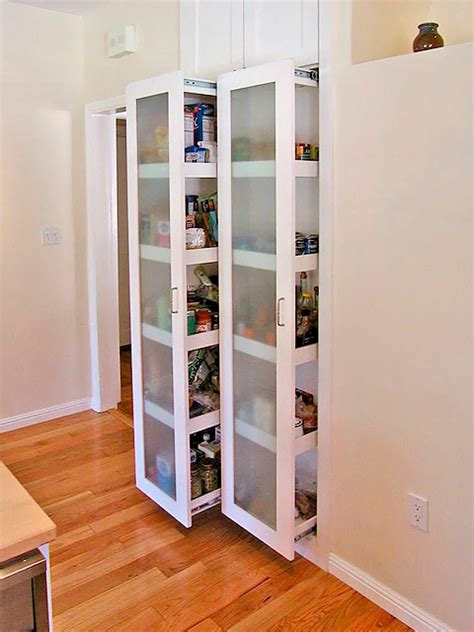Pantry Closet Doors by Creative Storage Ideas For Cabinets Hgtv