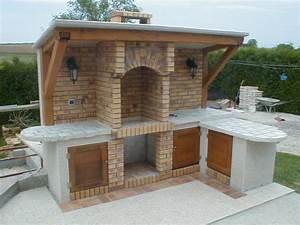 Barbecue En Dur : comment fabriquer un barbecue 9 pin comment construire ~ Melissatoandfro.com Idées de Décoration