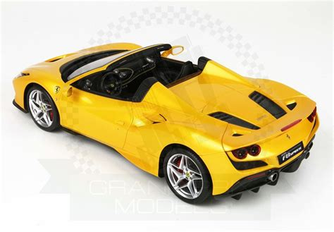 Back to all 2021 ferrari cars see all ferrari f8 spider years. Ferrari F8 Tributo Spider 2019 Yellow 1:18 by BBR Concept43