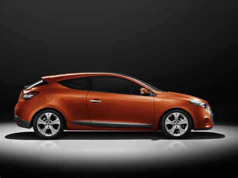 renault megane coupe news  information
