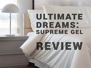 Ultimate dreams supreme gel mattress review we love this for Brooklyn bedding ultimate dreams 11