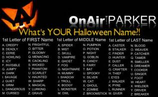 Good Halloween Tombstone Names scary names for characters car pictures car canyon