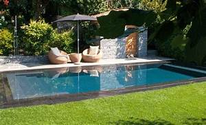 inground pools swimming pools whirlpools rivierapool With whirlpool garten mit bonsai starter
