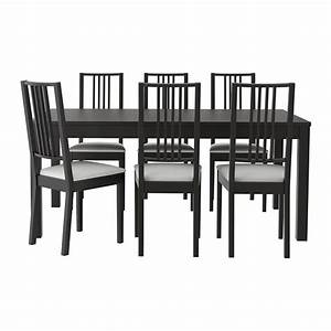 Tisch Und 6 Stühle : bjursta b rje tisch und 6 st hle ikea ~ Bigdaddyawards.com Haus und Dekorationen