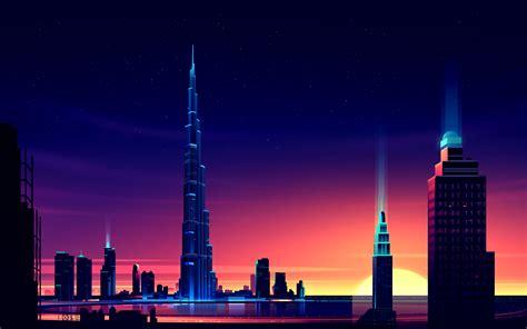 #romain Trystram, #pixels, #skyscraper, #burj Khalifa