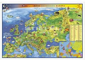 Dreirad Für Große Kinder : gro e europakarte f r kinder ~ Kayakingforconservation.com Haus und Dekorationen