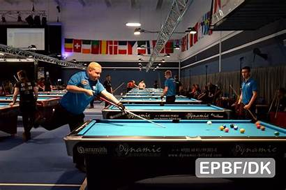 Competition Championships Billard Pool Billiard Dynamic European