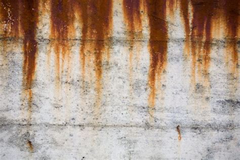 ölflecken auf beton entfernen rostflecken entfernen 187 so befreien sie beton rost