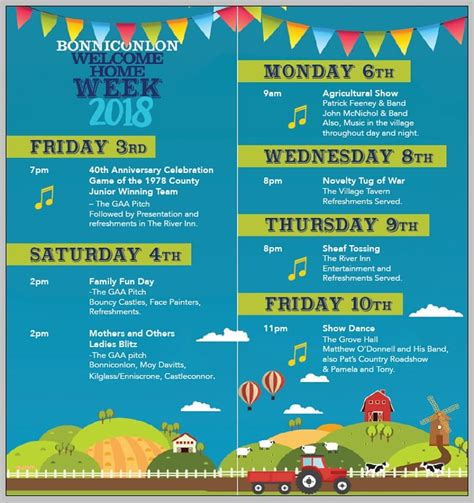 Festival Fever Continues this August in Mayo North ...