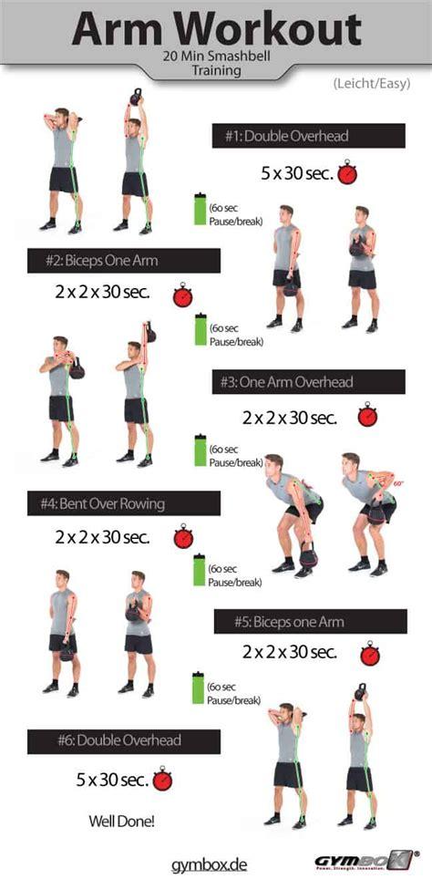 kettlebell arm workouts  strength  fat loss