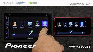 Pioneer Avh X2800bs Overview