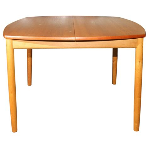square dining table with leaf extension square dining table with butterfly leaf at 1stdibs