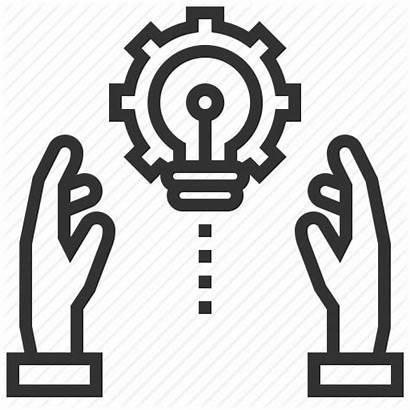 Technology Innovation Icon Communication Business Icons Management