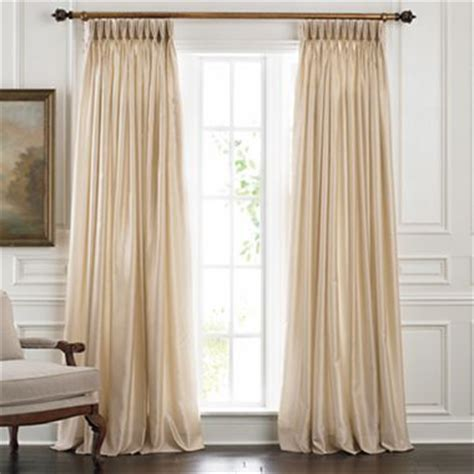 chris madden 174 mystique pinch pleat drapery panel pair jcpenney homey homey